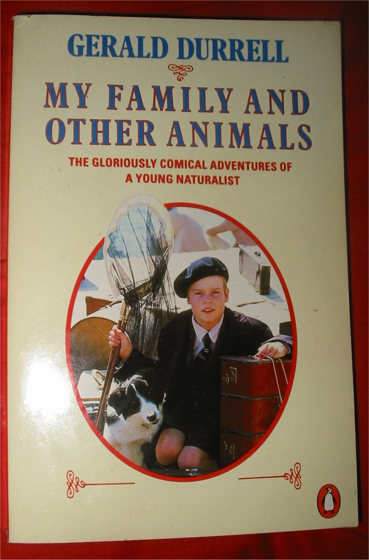 essays my family and other animals