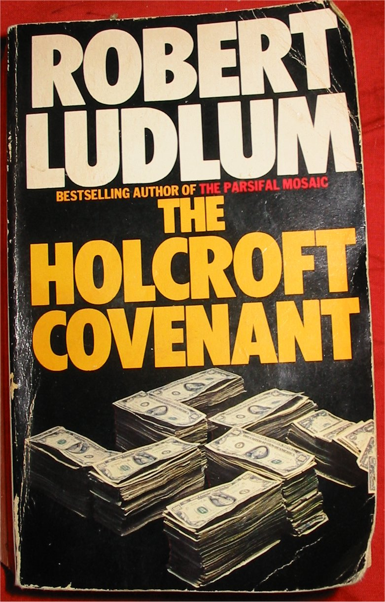 share_ebook The Holcroft Covenant